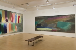 Epic Abstraction: Friedel Dzubas in the 1970s