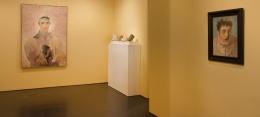 Imaginary Portraits installation