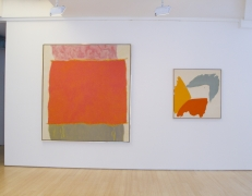 Friedel Dzubas 60s color field