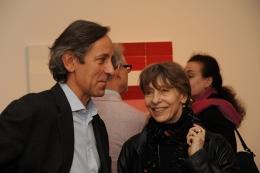 Roberto Caracciolo and Karen Wilkin