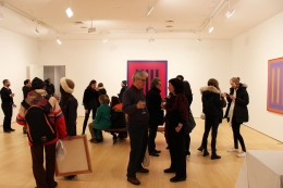 new york gallery opening