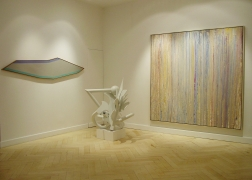 Kenneth Noland Larry Poons