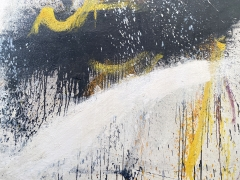 Detail of, Norman Bluhm