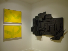 Al Held Louise Nevelson