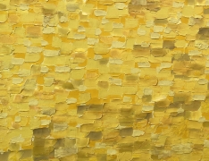 Yellow Painting no.7 (detail), 1968