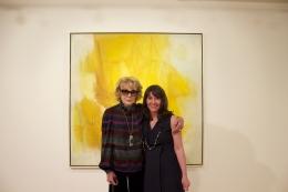 Francine du Plessix Gray and Loretta Howard