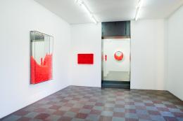 Installation Shot, Solo Exhibition, 2012