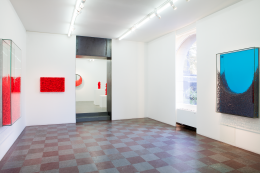 Installation Shot, Solo Exhibition, 2012