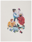 Indiscreet Harlequin No.1963.60.303, Amy Simon