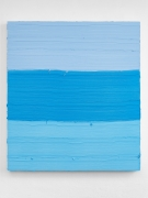 Untitled (Royal Blue Light/ Zurich Blue/ Titanium White), Jason Martin