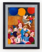 "Late Period - ""Party"" 3, Peter Blake"