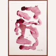 Claes Hake Skiss för en Omöjlig Skulptur I,2003