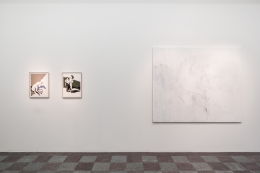 Installation Shot, New Works, 2014