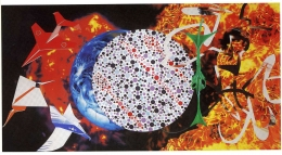Imagine an Apple Eaten, James Rosenquist