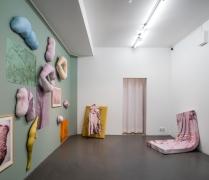 Installation Shot, Gestures and Gaps, 2015