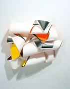 Separations With Mirror and Blend no 4, Karin Davie