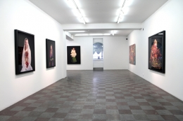 Installation Shot, Requiem, 2012