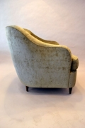 Club Chair in the Style Gio Ponti