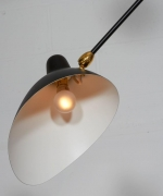 Classic French Three-Armed Ceiling Light