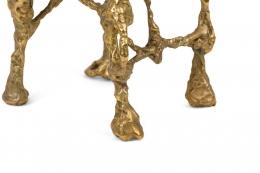 Ibram Lassaw Bronze Sculpture