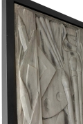 Barbizon Plaza Hotel Frieze Panel