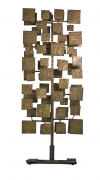 Harry Bertoia Sculpture Screen Commissioned by Florence Knoll