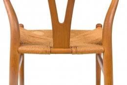 "Hans Wegner Model CH24 ""Wishbone Chair"" for Carl Hansen & Son"