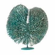 Harry Bertoia Patinated Bronze Bush Sculpture