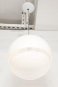 Mazzega Murano Globe Pendant Light