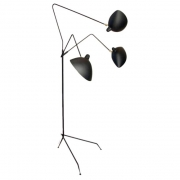 Classic French 3 Arm Floor Lamp