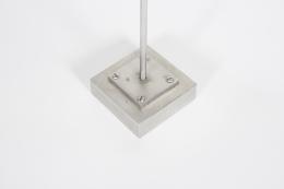 "George Rickey ""One Horizontal One Diagonal Line"" Sculpture"