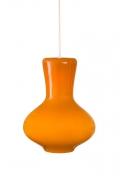 Amber Glass Venini Pendant
