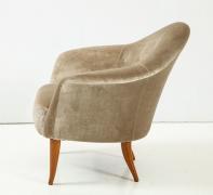 """Kerstin Horlin-Holmquist """"Little Adam"""" Lounge Chair, 3"""