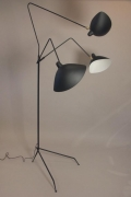 Floor Lamp in the Manner of Serge Mouille