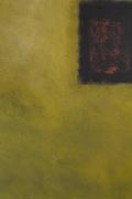 "Adja Yunkers Painting ""Blind Man Sun"""