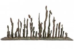 Klaus Ihlenfeld Bronze Sculpture