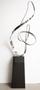 """Kinetic Sculpture """"Infinity"""" by Gary Traczyk"""