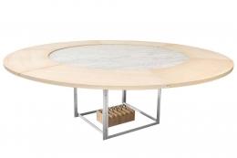 Poul Kjaerholm PK 54 Dining Table