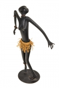 Karl Hagenauer African Female Dancer Model 9151