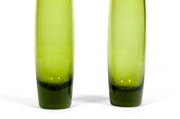 "Holmegaard ""Rondo"" Vases by Per Lutken"