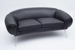 Rare Sofa by Illum Wikkelsø