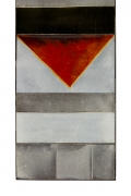 "Roger Capron ""Glazed Lava"" Ceramic Tile Panel"