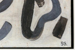 Bent Sorensen Painting on Board
