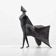 "Lynn Chadwick ""Walking Woman"" Maquette IV"
