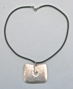 Gong Style Pendant Designed by Harry Bertoia