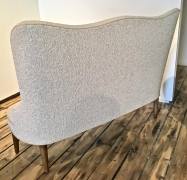 Italian High Back Bench/Settee