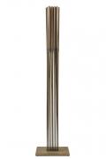 "Harry Bertoia Beryllium & Brass ""Cattail"" Sonambient Sculpture"