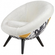Lounge Chair in the Style of Jean Royere