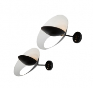Sconces in the Manner of Serge Mouille