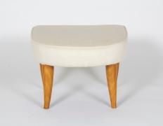 """Big Eva"" Lounge Chair and Ottoman by Kerstin Hörlin-Holmquist, 4"